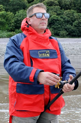 BRAND NEW TITAN ™ EXEAT  25  Waterproof Breathable Fishing Smock